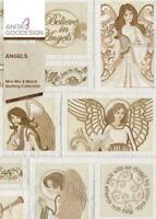 Angels Anita Goodesign Embroidery Machine Design CD NEW