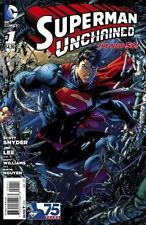 Superman Unchained #1 - First Print - Aug 2013 - New 52 [Paperback, DC Comics]