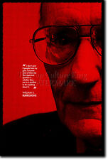 WILLIAM S. BURROUGHS ART PRINT PHOTO POSTER GIFT QUOTE
