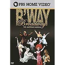 Broadway: The American Musical 3 DVD set!  Like new!