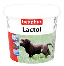 BEAPHAR LACTOL PUPPY DOG CAT MILK FORTIFIED VITAMIN MILK POWDER 250g WHELPING