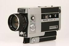 Bauer Super 8 Motor Zoom Reflex 600 mit Super Stellar1,8/8-48mm Zoom