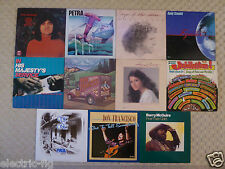 RECoRD LP LoT x11 PETRA RANDY SToNEHILL MARK HEARD LARRY NoRMAN ToM HoWARD +++++