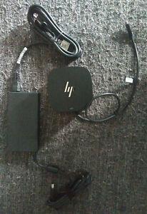 HP Thunderbolt Dock 120W G2 HSN-IX01 + Netzteil
