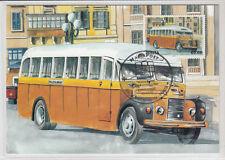 Maxi Card Malta Buses Bus - The end of an Era - Commer Q4 bus