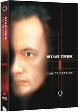 STAR TREK Fan Collection - Q  The Continuum TV Collective Favourites NEW DVD Set