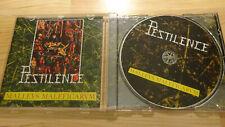 PESTILENCE MALLEVS ORG CD 1998 OBITUARY ENTOMBED MORBID ANGEL CARCASS DEATH LP