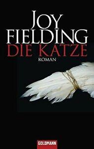 Die Katze: Roman by Fielding, Joy Book The Cheap Fast Free Post