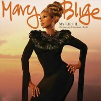 MARY J BLIGE my life II - the journey continues (act 1) (CD, album) RnB/swing,