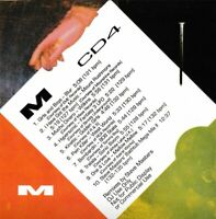 Steve Masters DJ Remix CD Issues 3 & 4 New/Sealed
