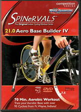 SpineRvals The Original Indoor Cycling Workout Series 21.0 Aero Base Builder Iv