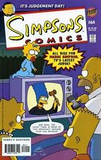 The Simpsons #64, Near Mint 9.4, 1st Print, Bongo Comics, Groening, Hard-to-Find