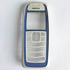 Nokia 3100 original Front Cover weiss / blau Oberschale Gehäuse Schale Housing