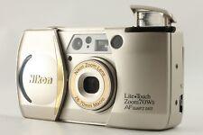【N MINT+++!!】 Nikon Lite Touch Zoom 70 WS AF Film Camera 28-70mm Lens from Japan