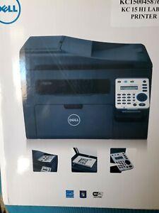 Dell B1165nfw Wireless Monochrome Laser Printer Scanner Copier Fax MFP NEW TONER