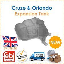 For Chevrolet Cruze & Oranldo Febi Coolant Expansion Tank New 13256823 New