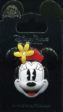 Minnie with Red Hat Sculpted Die Cast 3D Disney Pin 111977