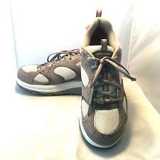 Sketchers Shape Ups Women's US Size 11 Grey Pink 11806 Walking Toning Shoes