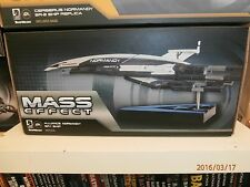 MASS EFFECT - ALLIANCE NORMANDY SR1 SHIP REPLICA - INCLUDES DISPLAY BASE - MIP