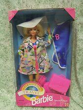 "Barbie doll: ""International Travel"" special edition,1989 blonde hair rm-191"