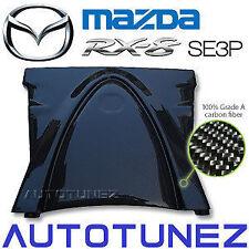 Mazda RX-8 Carbon Fiber Engine Cover Lid SE3P 2003-2008 Tunezup