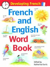Developing French - French & English Word Book