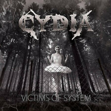 Cydia – Victims Of System  CD Groove Metal based on the Melodic Death Metal
