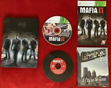 Mafia II 2 Collectors Edition Game for Xbox 360 PAL and Xbox One Steelbook Case
