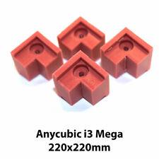 Silikonpuffer, Silikondämpfer für den Anycubic I3 Mega u. baugl. 3D-Drucker