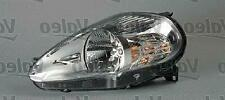 Valeo Front Left Headlight Fiat Grande Punto OE Quality 088903