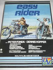 Easy Rider - VHS/Action/Dennis Hopper/Peter Fonda/Jack Nicholson