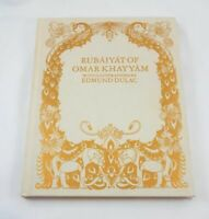 Rubaiyat of Omar Khayyam; Weathervane Edition