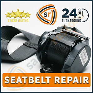 FOR FORD E-150 E-250 E-350 E-450 E-550 SEAT BELT REPAIR TENSIONER REPAIR REBUILD