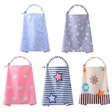 New Breastfeeding Nursing Cover Up Baby Infant Poncho Shawl Udder Cotton Blanket