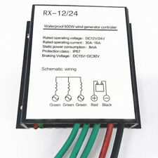 regolatore di carica eolico 600w 12/24v automatico