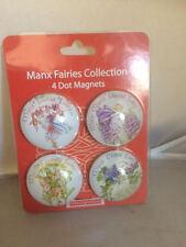 Isle of Man Manx Fairy Magnets - Brand new