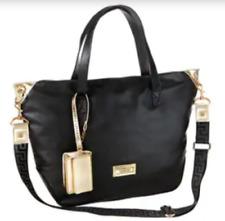 VERSACE Women's Black & Gold Designer Bag & Gold Purse & Dust Bag FAST UK P&P JJ