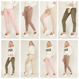 Las Mejores Ofertas En Pantalones De Pana United Colors Of Benetton Para Mujeres Ebay