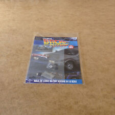 BUILD BACK TO THE FUTURE DELOREAN TIME MACHINE ISSUE 66 1:8 SCALE DIE-CAST PARTS