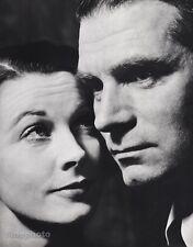 1951 Vintage 16x20 VIVIEN LEIGH LAURENCE OLIVIER Movie Film By PHILIPPE HALSMAN
