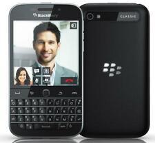 BLACKBERRY Q20 Clásico 3G Teléfono Móvil-Desbloqueado con nuevo chargar Y Garantía