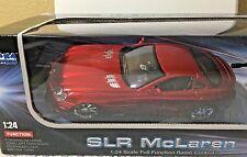 RADIO CONTROL CAR McLaren SLR Full Function Scale 1/24  NIB