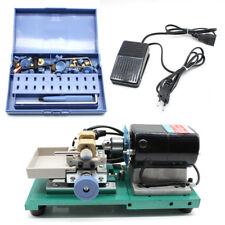 Pearl Boring Drilling Machine Holing Machine Jewelry Equipment Lapidary Tool USA