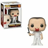 POP! THE SILENCE OF THE LAMBS 788 HANNIBAL LECTER BLOODY 9CM VINYL FIGURE