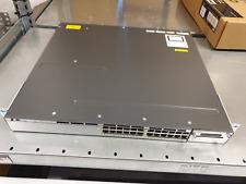Cisco WS-C3750X-24T-S 24 Port Switch