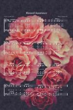 Hymns: Blessed Assurance : Hymn: Journal/Notebook/Diary by Store Talent...