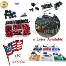 Motorcycle Decorative Screws Fairing Bolt For Ducati 916 1994-1998 996 1999-2002