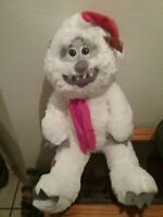 "Abominable Snowman from Rudolph Red-Nosed Reindeer Plush HUGE 30"" TALL NEW W/TAG"