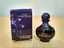 Nuite Orchidee Bon Anniversaire Edition by Yves Rocher EDT 7.5 ml perfume Mini