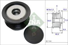 Generatorfreilauf - INA 535 0188 10